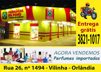 Farm�cia do Povo Orl�ndia