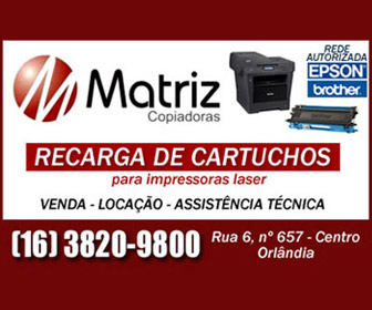 Matriz Copiadora Orl�ndia