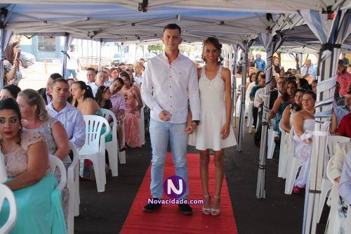Bruno Oliveira Fernandes e Ana Cristina Reis Santos-casamento