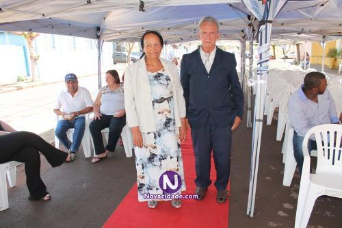 Divino Ferreira Silva e Maria Luiza Sodré Bagini-casamento