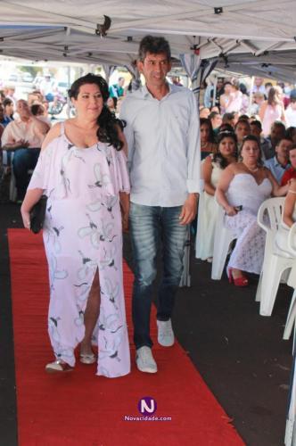 Jurandir Mendes Queiroz e Anan Claudia gonçalvez-casamento