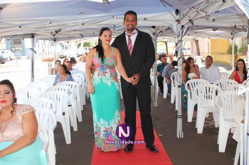Lucas Wesley da Silva e Priscila Cristina Bonfim-casamento