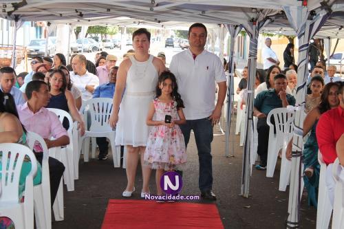 Otávio Antonio Chiosi e Fabiana Penha-casamento