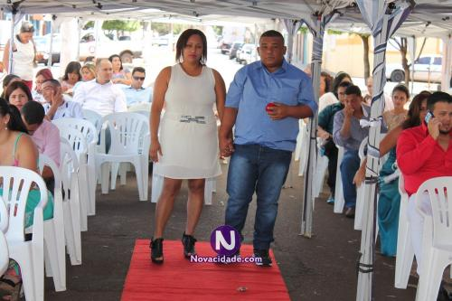 Rubens Norberto Lino e Aline Eloisa  do Amaral-casamento