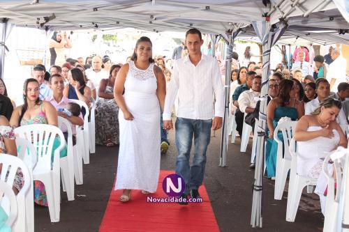 Willian César Ferreira e Adriele Alessandra Santos-casamento